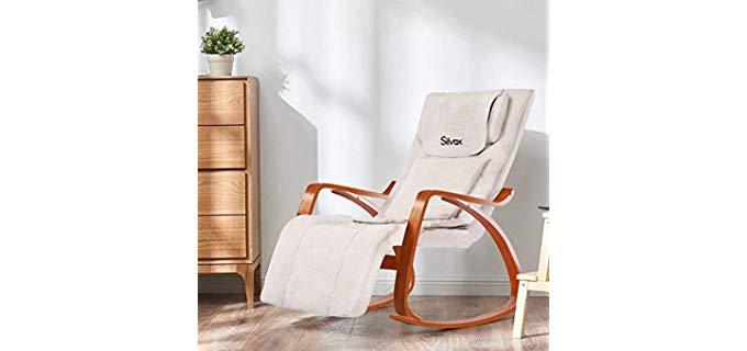 Silvox Massage Chair - Massage and Zero Gravity Recliner